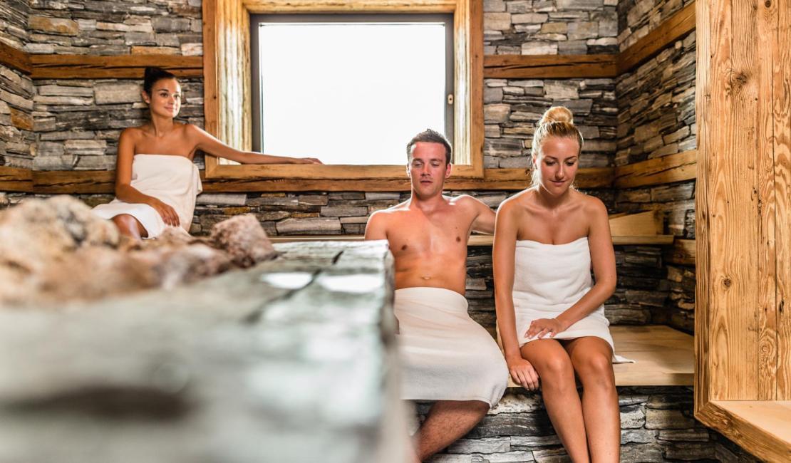nass sauna