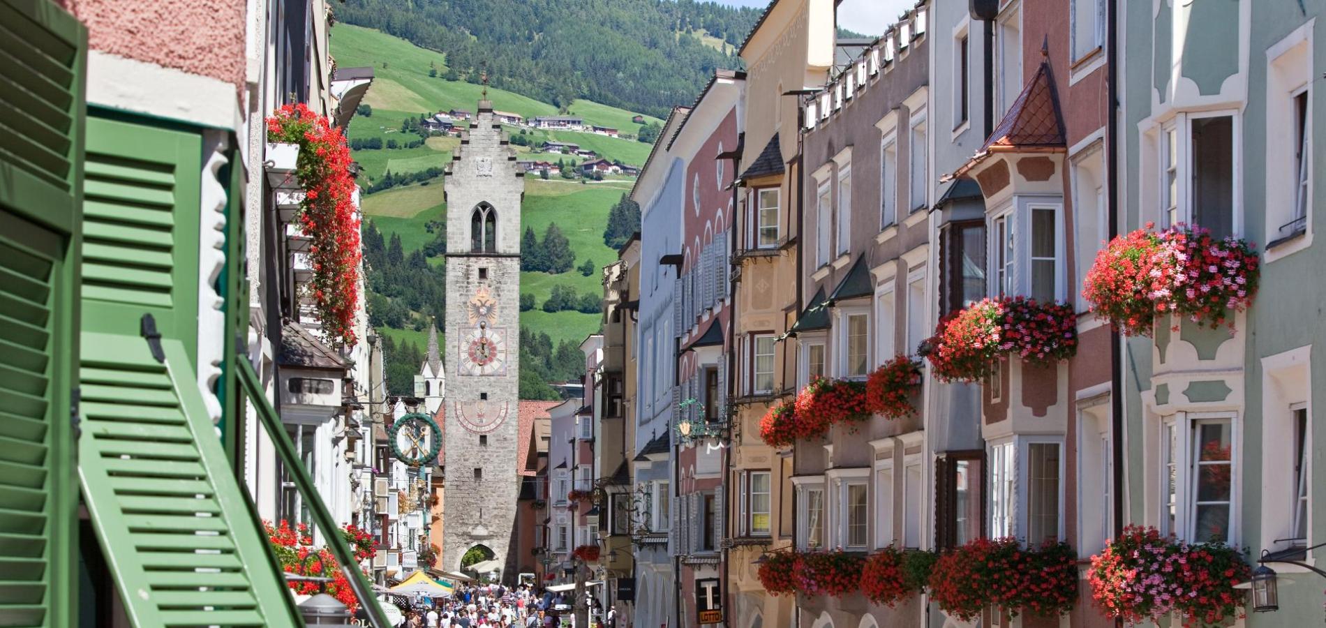 Willkommen in Sterzing - der nördlichsten Stadt Italiens